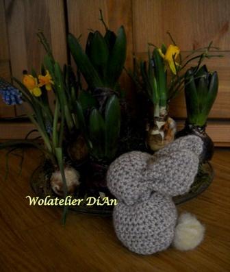 Weblog Wolatelier Dian: gehaakt konijntje: Weblog Wolateli, Gehaakt Konijntj, Wolat Diane, Wolateli Diane