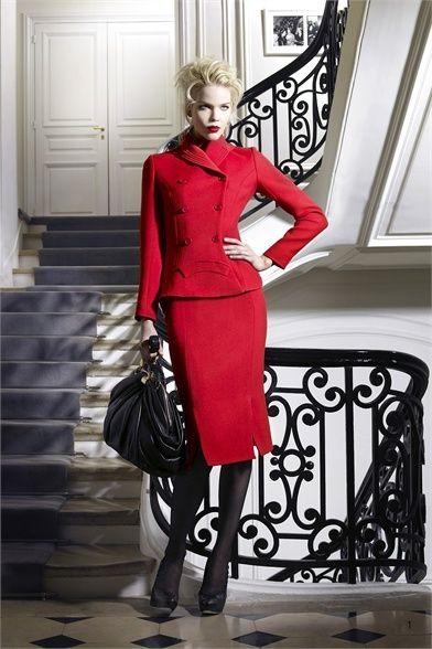 Sfilata Christian Dior Paris - Pre-collezioni Autunno Inverno 2009/2010 - Vogue