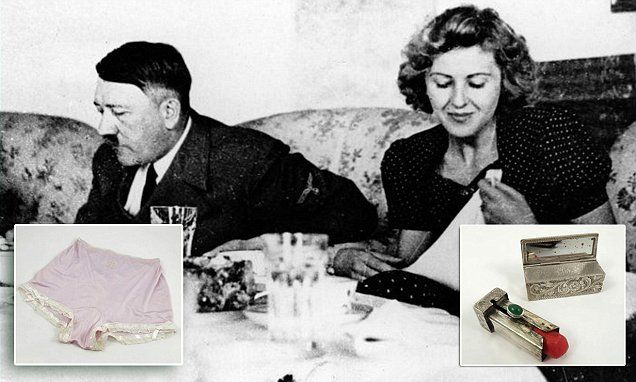 Eva Braun's knickers are up for auction