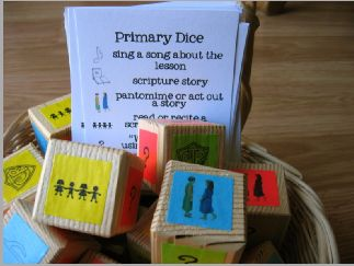 Mod Podge Blocks for Primary Teachers - great idea for leadership training meeting handout (sounds really useful!)