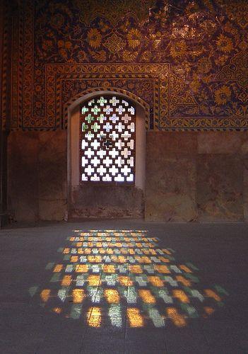 imam mosque (shah mosque), isfahan, iran   islamic art + architecture