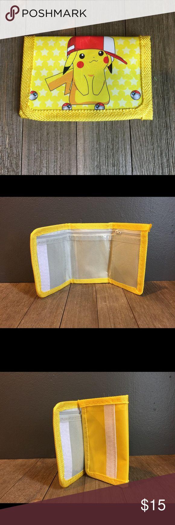 Pokemon wallet New for kids pokemon wallet, imported. Pokemon Accessories Key & Card Holders