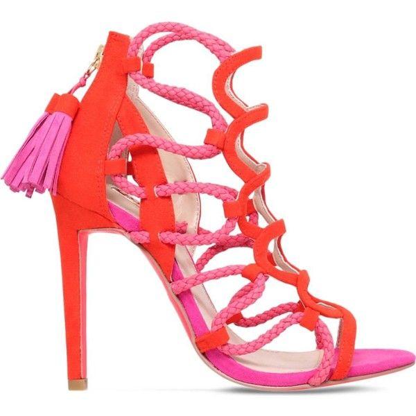 Best 25  Red stilettos ideas on Pinterest   Pumps, Pretty heels ...