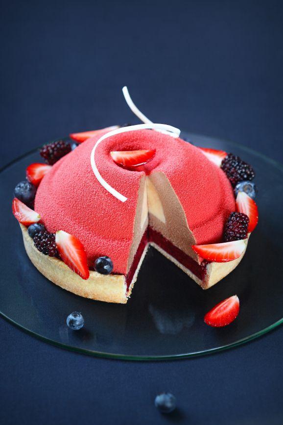 """Verdade de sabor: Торт """"Рохо"""" / Torta """"Roja"""""""