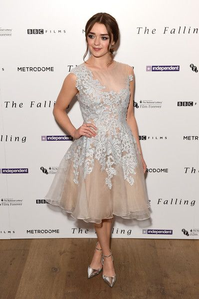 Maisie Williams Photos: 'The Falling' - London Gala Screening - Red Carpet Arrivals