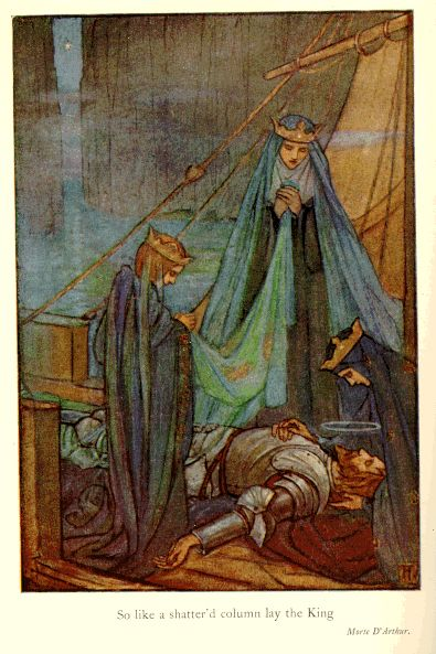 In the Legend of King Arthur, how old was Arthur when he married Guinevere?