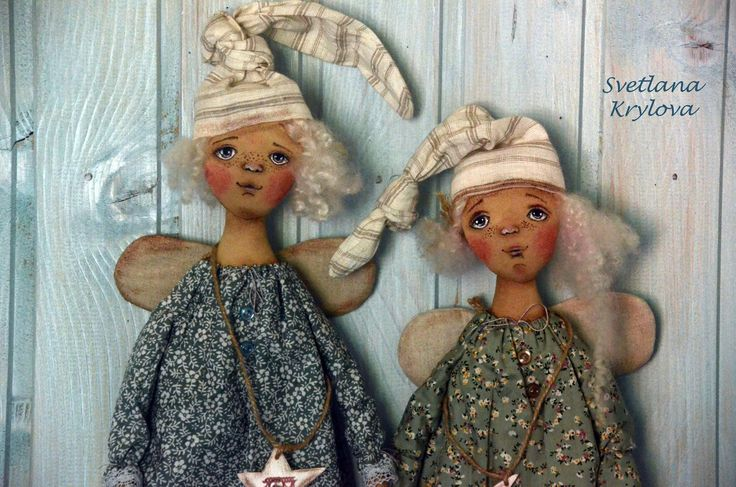 Волшебный чедоманчик: Кука и Мика - детские Ангелы )))