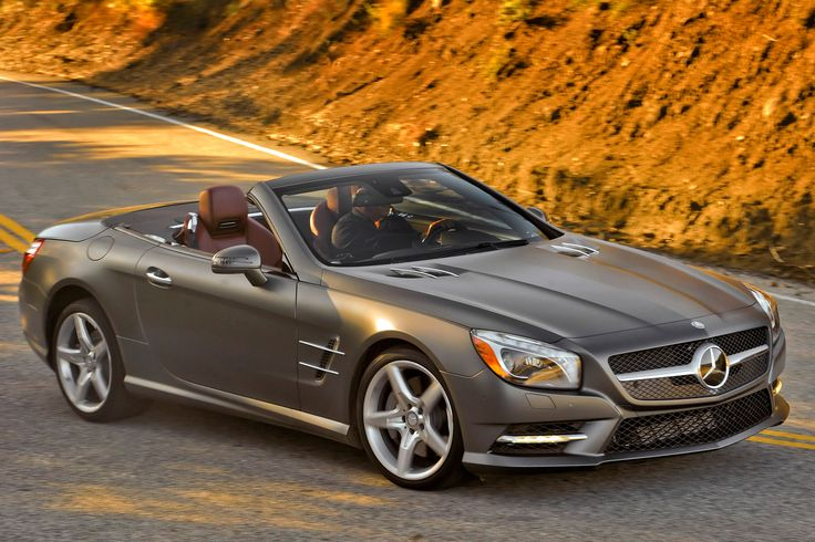 15 Automotive Aluminum Warriors - Mercedes Benz SL