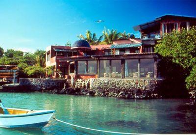 galapagos hotels | Ecuador, Galapagos hotels, Red Mangrove Inn hotel