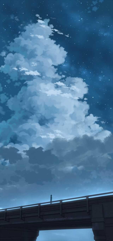 Anime Sky Wallpapers Anime Wallpaper Animewallpapers Kurdishotaku Art Kawaii Image Sky Anime Anime Sky Aesthetic Anime Scenery Wallpaper