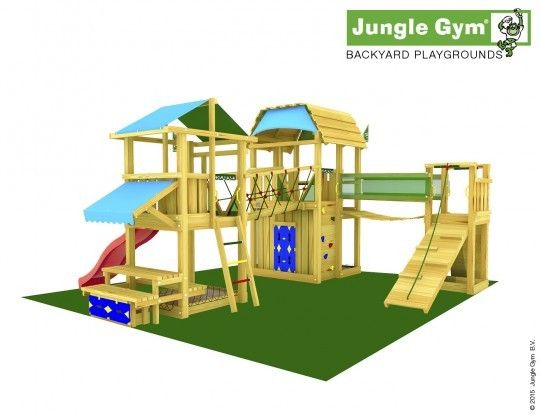 Play Paradise 6 ✨ - A large and wonderful play area! #JungleGym