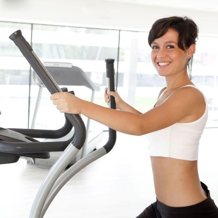 Можно Ли Сбросить Вес На Тренажере. Как похудеть в тренажерном зале