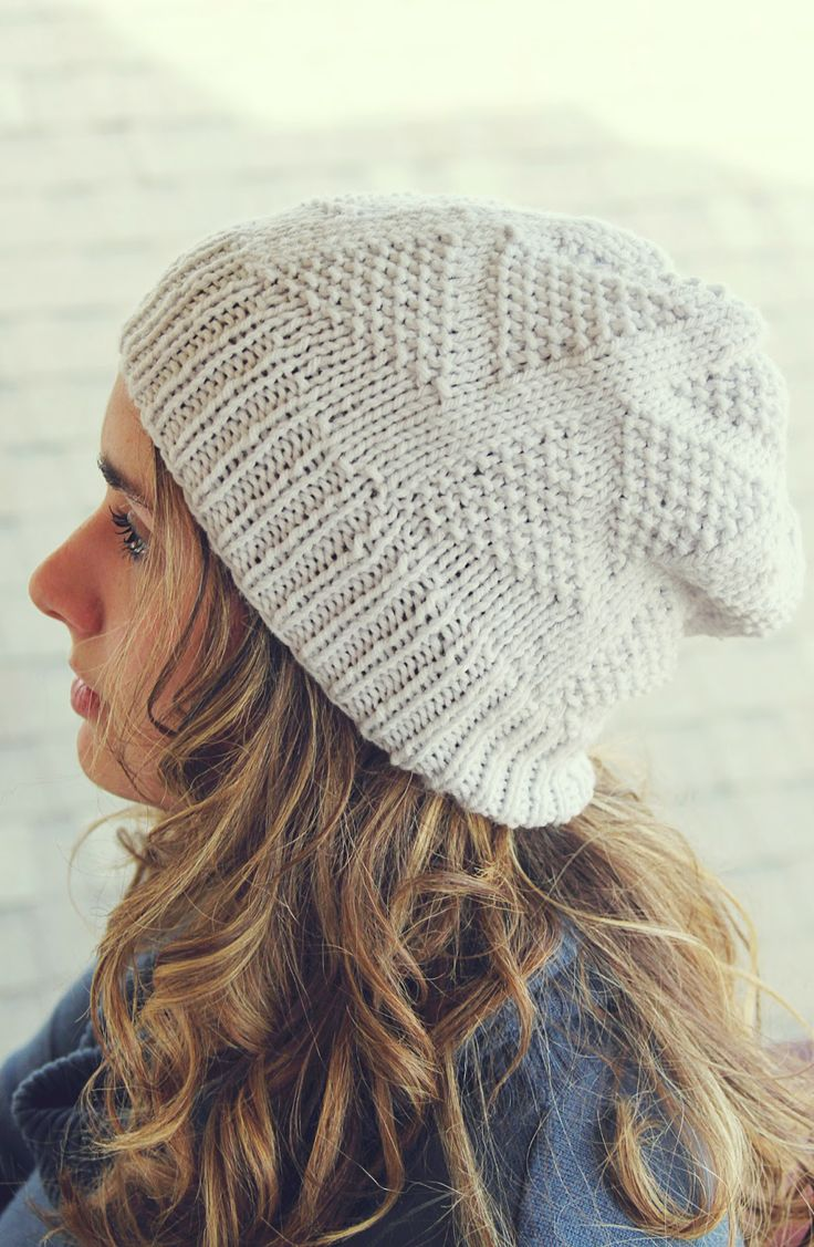 519 best FREE KNITTING PATTERNS HATS images on Pinterest   Craft ...