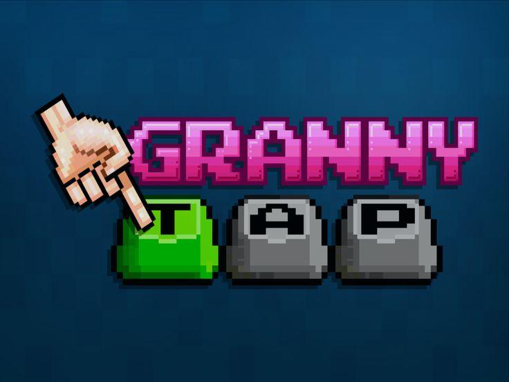 Granny Tap. Попасть по нужной букве многого стоит. | Скачать игры и программы для Android и iOS бесплатно