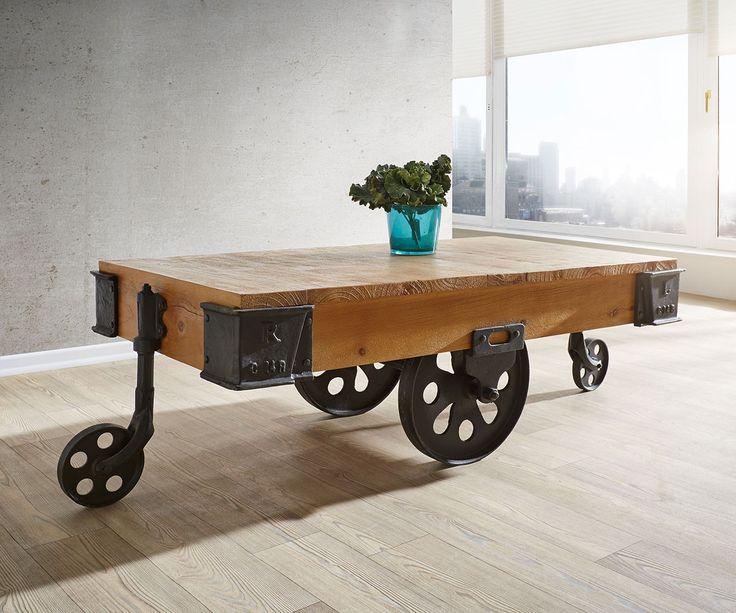 ber ideen zu couchtisch braun auf pinterest tisch holzkiste und lowboard. Black Bedroom Furniture Sets. Home Design Ideas
