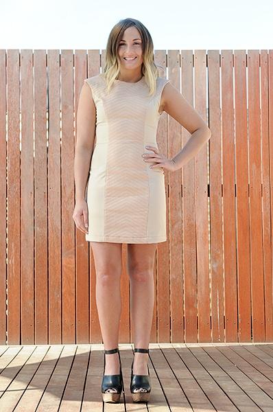 Your Song Dress, Nude