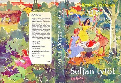 Girls of Family Selja