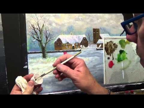 Acrylic Painting Lessons for Beginners to Advanced Artists