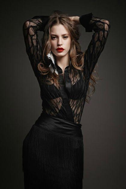 Serenay Sarikaya - Ozgur Masur - Autumn-Winter.Collection 2011