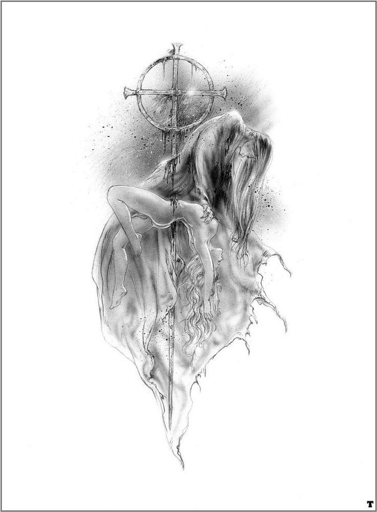 Мечтай, картинки черно белое фэнтези