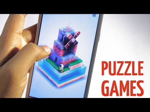 Best PUZZLE Games for Android 2017 | CHALLENGING!! - YouTube