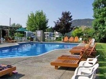 Mmmm... the pool