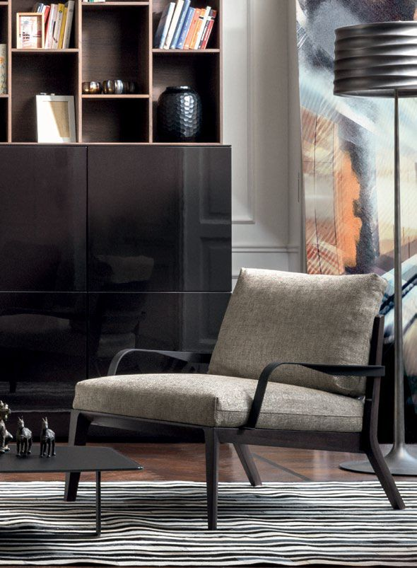 viaggio chair by natuzzi italia found on armchairs by natuzzi italia. Black Bedroom Furniture Sets. Home Design Ideas