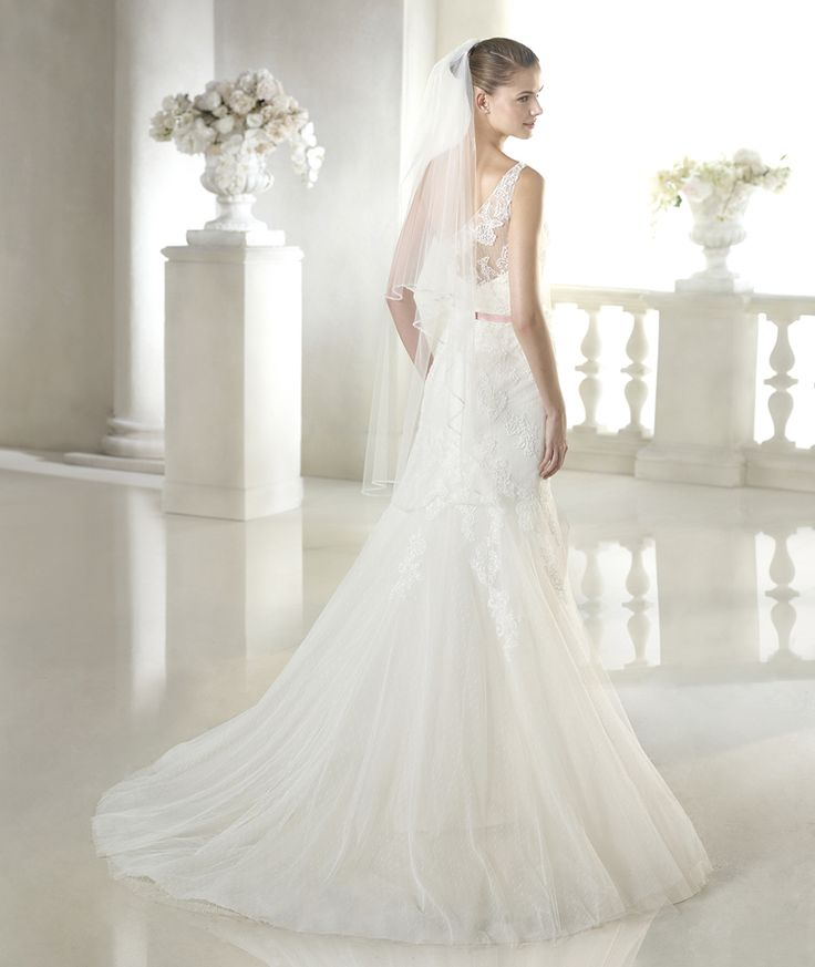 Style * SEVERINA * » Wedding Dresses » Fashion 2015 Collection » by San Patrick (back)