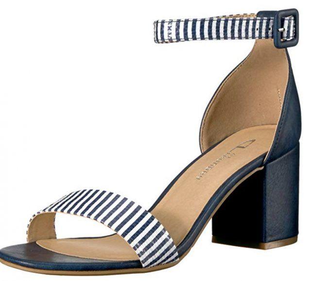 Cl By Chinese Laundry Women S Jody Block Heel Dress Sandal Heels