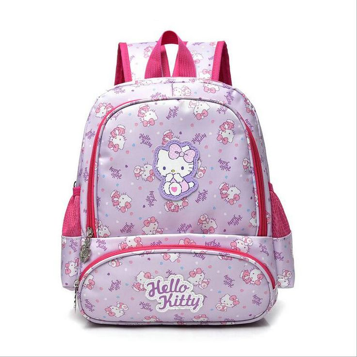 Cheap children backpacks, Buy Quality girls school bags directly from China girls fashion school bags Suppliers: 2018 New Fashion Hello Kitty Girl's School Bag Cute Child Backpack Bags School Backpacks Schoolbag Bags Lovely Children Backpack