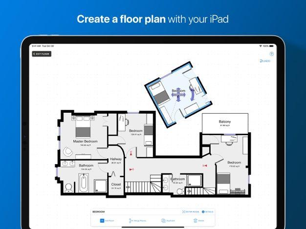 Magicplan 2d 3d Floor Plans On The App Store In 2020 Floor Plan App Floor Plans Floor Plan Design