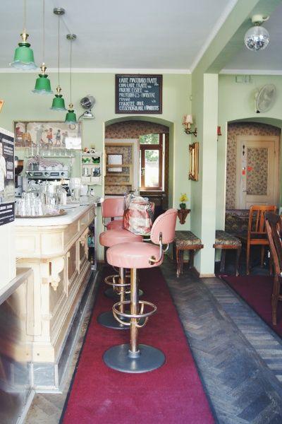 Klein, fein, lecker: Das Café Hoover&Floyd im Münchner Glockenbachviertel. Super lecker und ganz liebes Personal!!