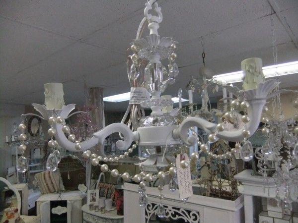White Pearl Araña-