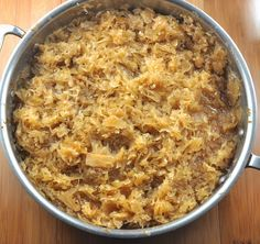 kapusta * instead of bacon grease added 6 slices of crumbled, cooked bacon to this recipe doubled.