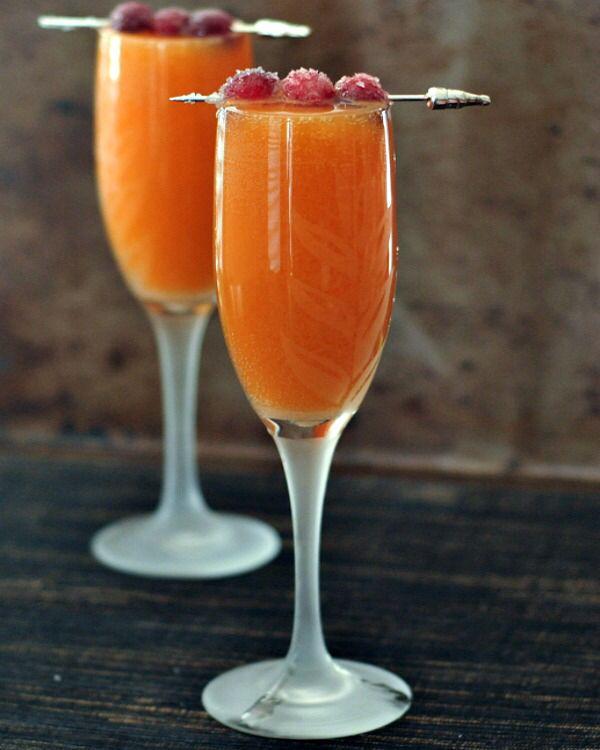 Sparkling Cran Raspberry Aperol Spritz – spabettie