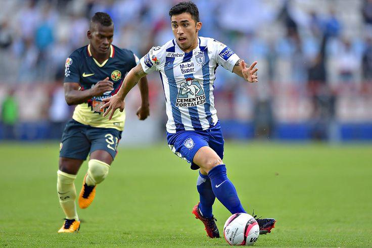 Edson Puch inquieta a la Roja tras sufrir lesión en goleada del Pachuca - La Nación (Chile)