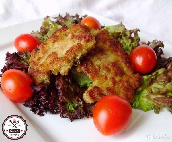 Karfiolos húspogácsa