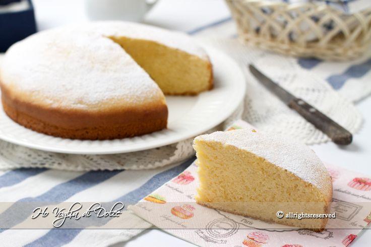3. Ricetta per torta di ricotta e limone light