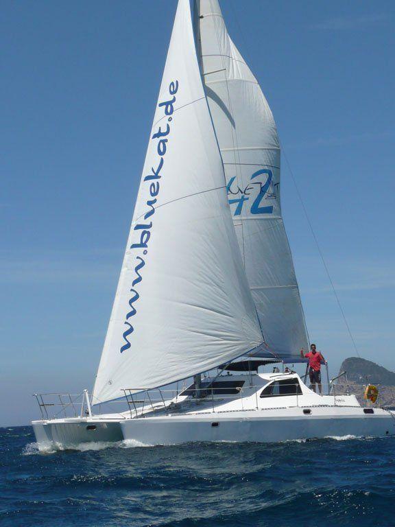 Bluekat - Das Schiff