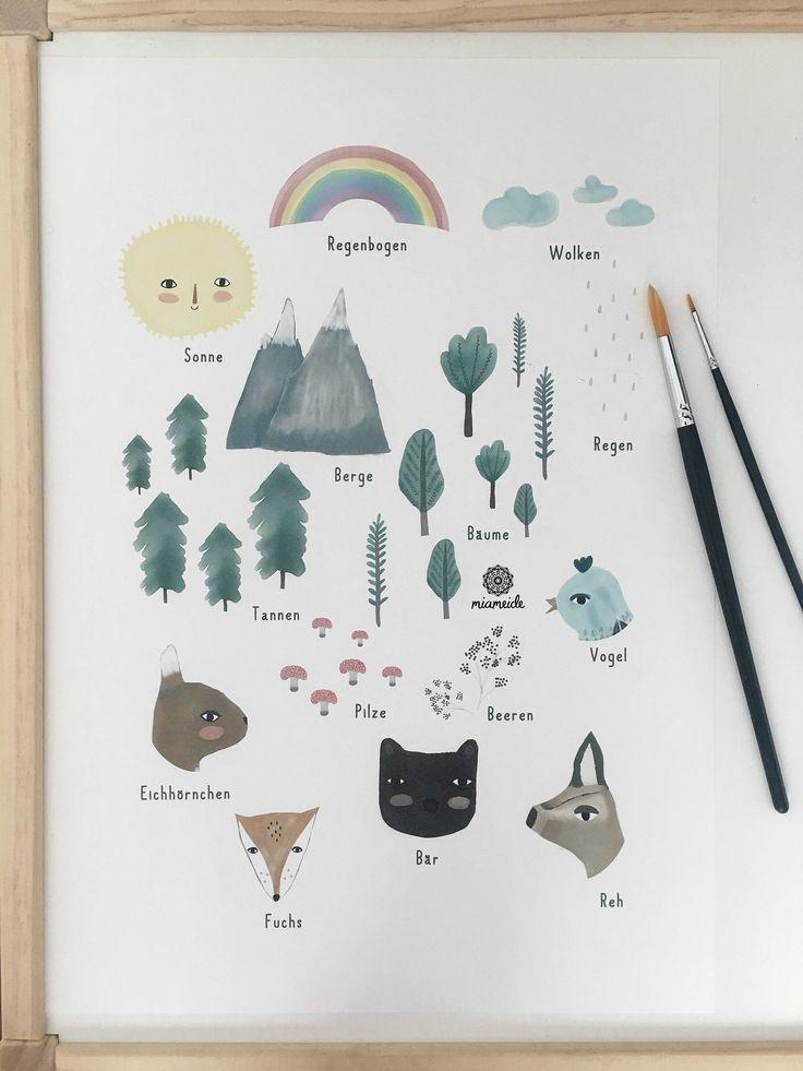 Die besten 25+ Sonne Illustration Ideen auf Pinterest Glückliche - wohnzimmer bilder abstrakt