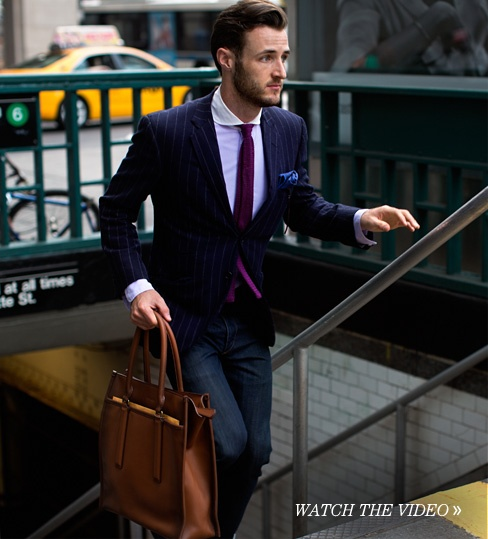 The Sartorialist For Coach Men 39 S Coach Beautiful Bags Fashion Pinterest Sartorialist Men