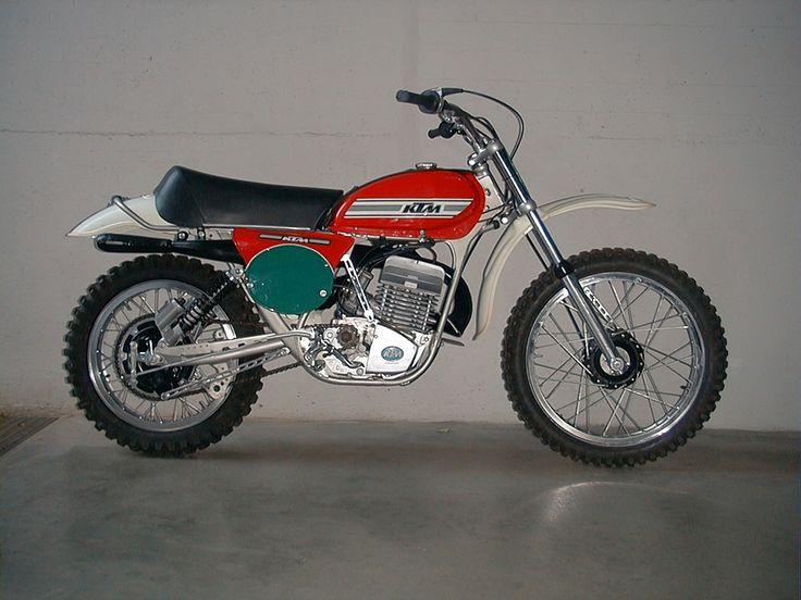 KTM 250 Cross 1975