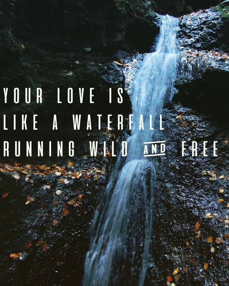 Chris Tomlin-Waterfall #worship #song #lyrics #christian