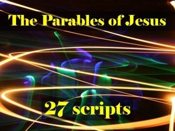 Freebie  Scripts: Parables of Jesus (27)
