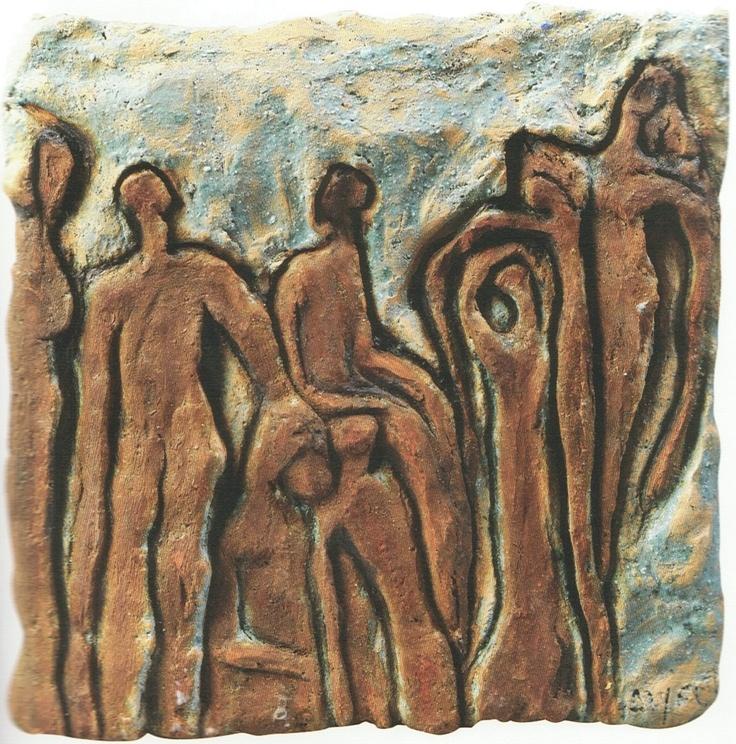Ayfer Karamani'nin - ceramic