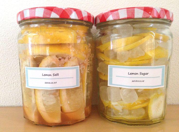 Lemon Salt & Sugar