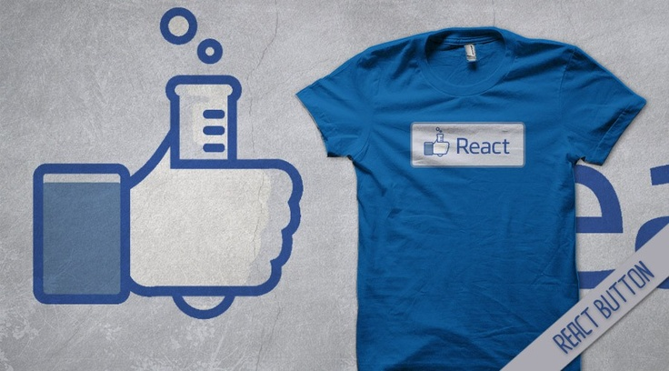 http://www.qwertee.com/product/react-button/ - Definitely some chemistry here