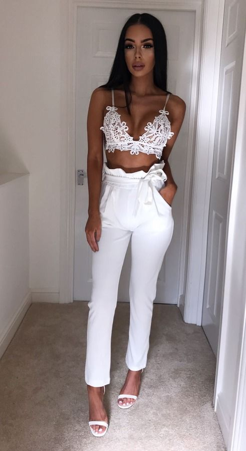 Buy Heidi Lace Bralet - White (SORRY SOLD OUT BE BACK SOON!!) For Only 0 | Sorelle UK
