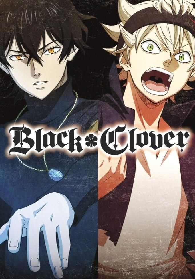 Black Clover 42 Anime Shows You Should Probably Be