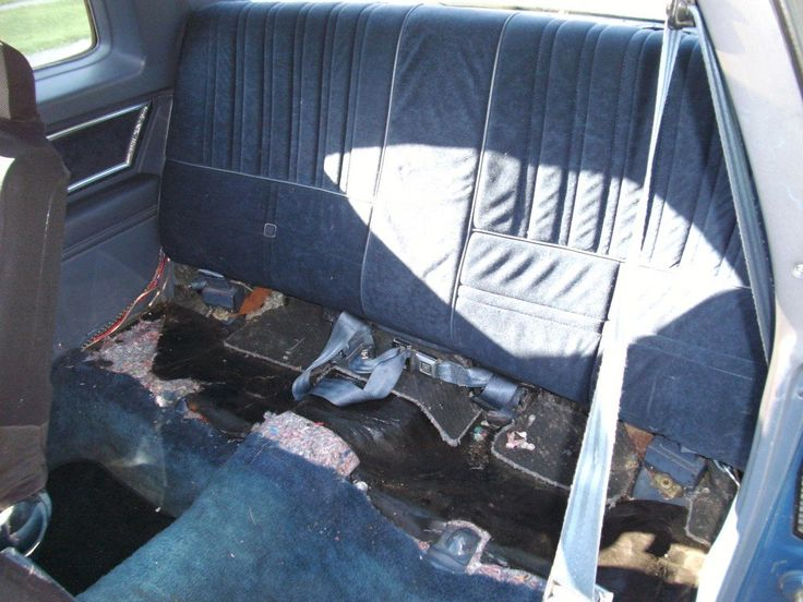 If you have a bench seat that needs reupholstered, it is
